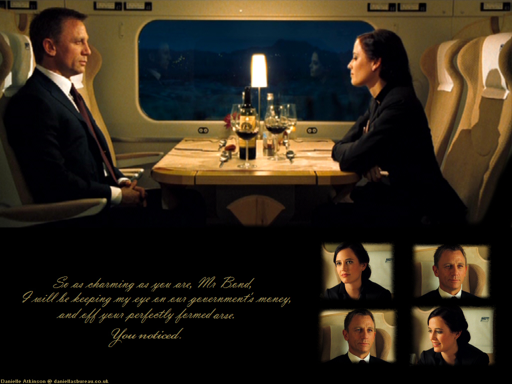 james bond casino royale quote