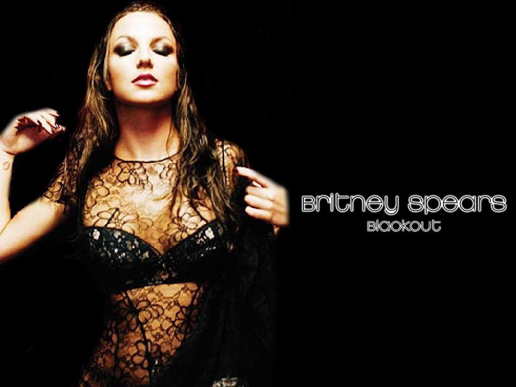 Britney Spears Blackou...